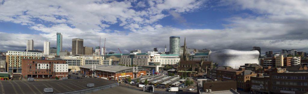 Aasima Panthan, 'Panorama of Birmingham Markets'