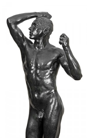 'The Age of Bronze' by Rodin (Episode 9)