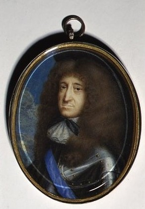 Nicholas Dixon, 'Prince Rupert of the Rhine', (c.1675). Daphne Foskett Collection.