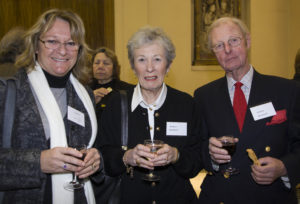 Claudia Hill, Jennifer McColl and William McColl