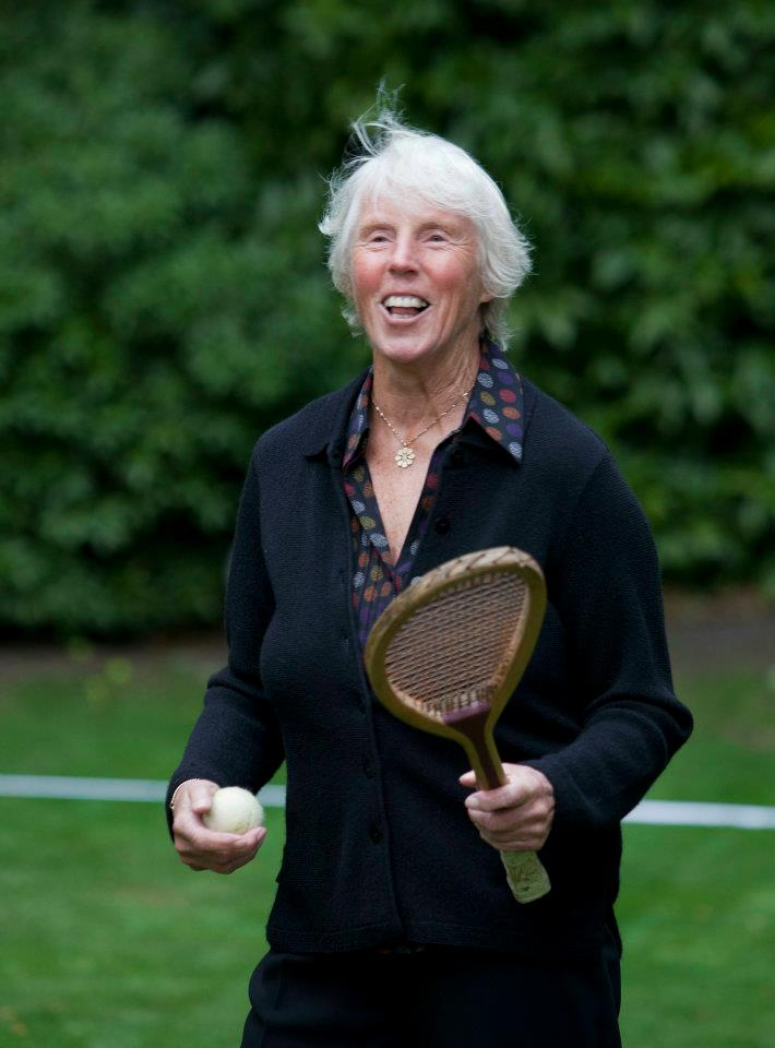 Ann Haydon-Jones, Wimbledon Champion (1969)