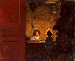 'The Evening Meal' by Bonnard (Episode 2)
