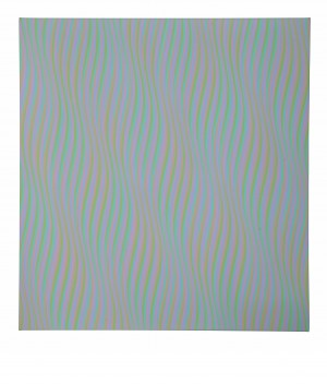 Bridget Riley, 'Orphean Elegy 7', 1979 © Bridget Riley 2016. All rights reserved, courtesy Karsten Schubert, London