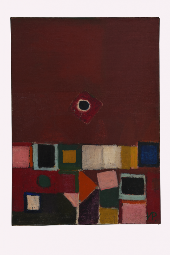 Victor Pasmore, 'Abstract in Various Colours, 7 in All', 1950, ©Estate of Victor Pasmore. All Rights Reserved, DACS 2015.