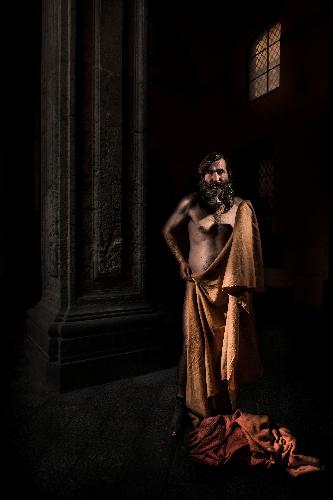 Attilio Fiumarella, To clothe the naked, 2016, © Attilio Fiumarella