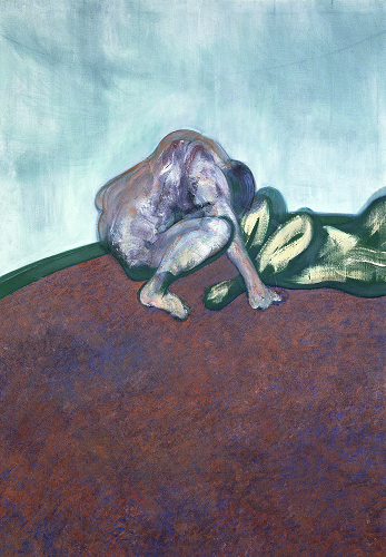 Francis Bacon, 'Two Figures in a Room', 1959, © The Estate of Francis Bacon, All rights reserved, DACS 2016. Photo: Robert and Lisa Sainsbury Collection, Sainsbury Centre for Visual Art, University of East Anglia