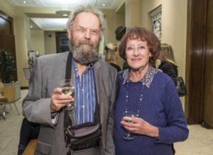 Andrew and Beryl Heaton