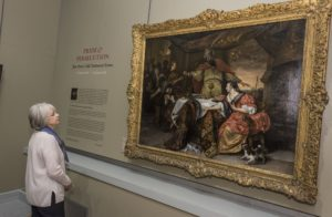 Pride and Persecution: Jan Steen's Old Testament Scenes, Private View