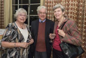 Rosslyn Nelson, Prof. John Nelson and Judith Studdert-Kennedy