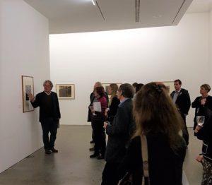 Kollwitz BA Event at Ikon Gallery