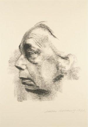 'Self-Portrait in Profile' by Kollwitz (Episode 4)