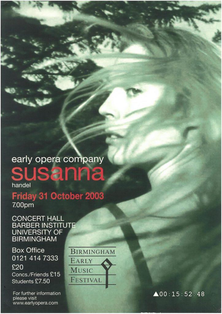 3. Early Opera Company