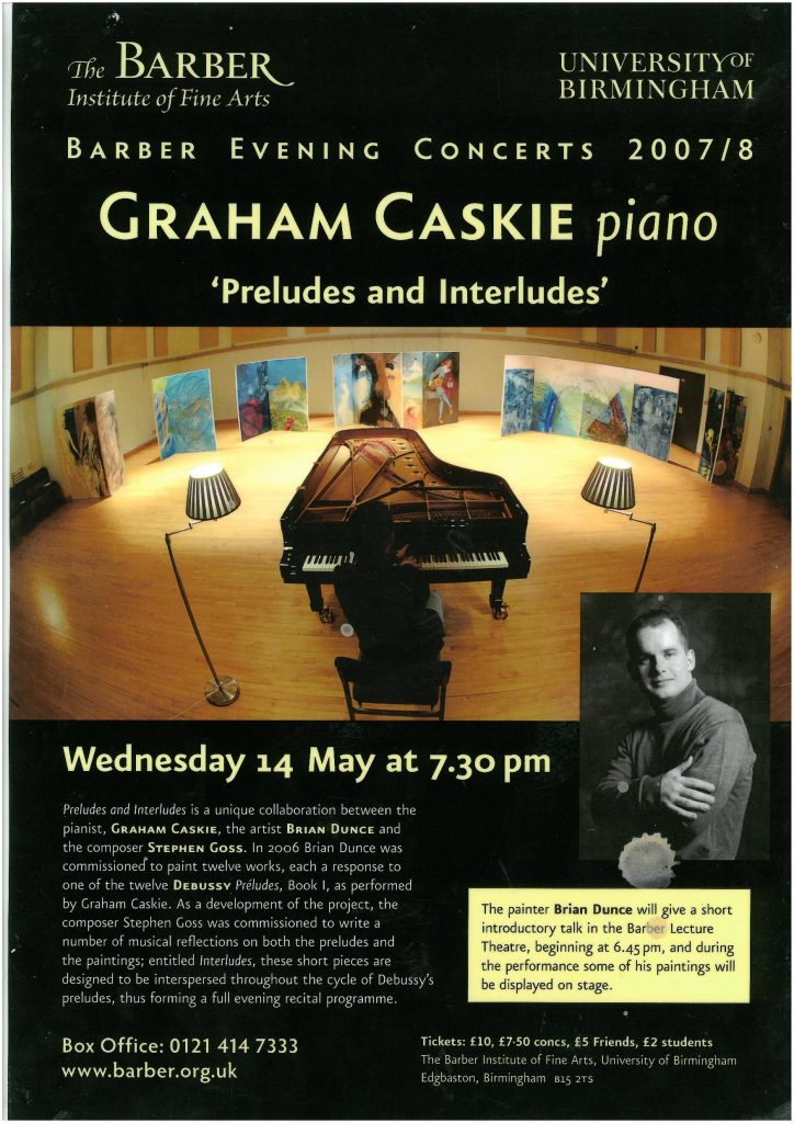 7. Graham Gaskie (piano)