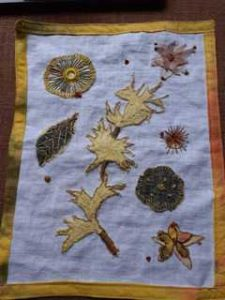 Embroidery by Carol Brotherton