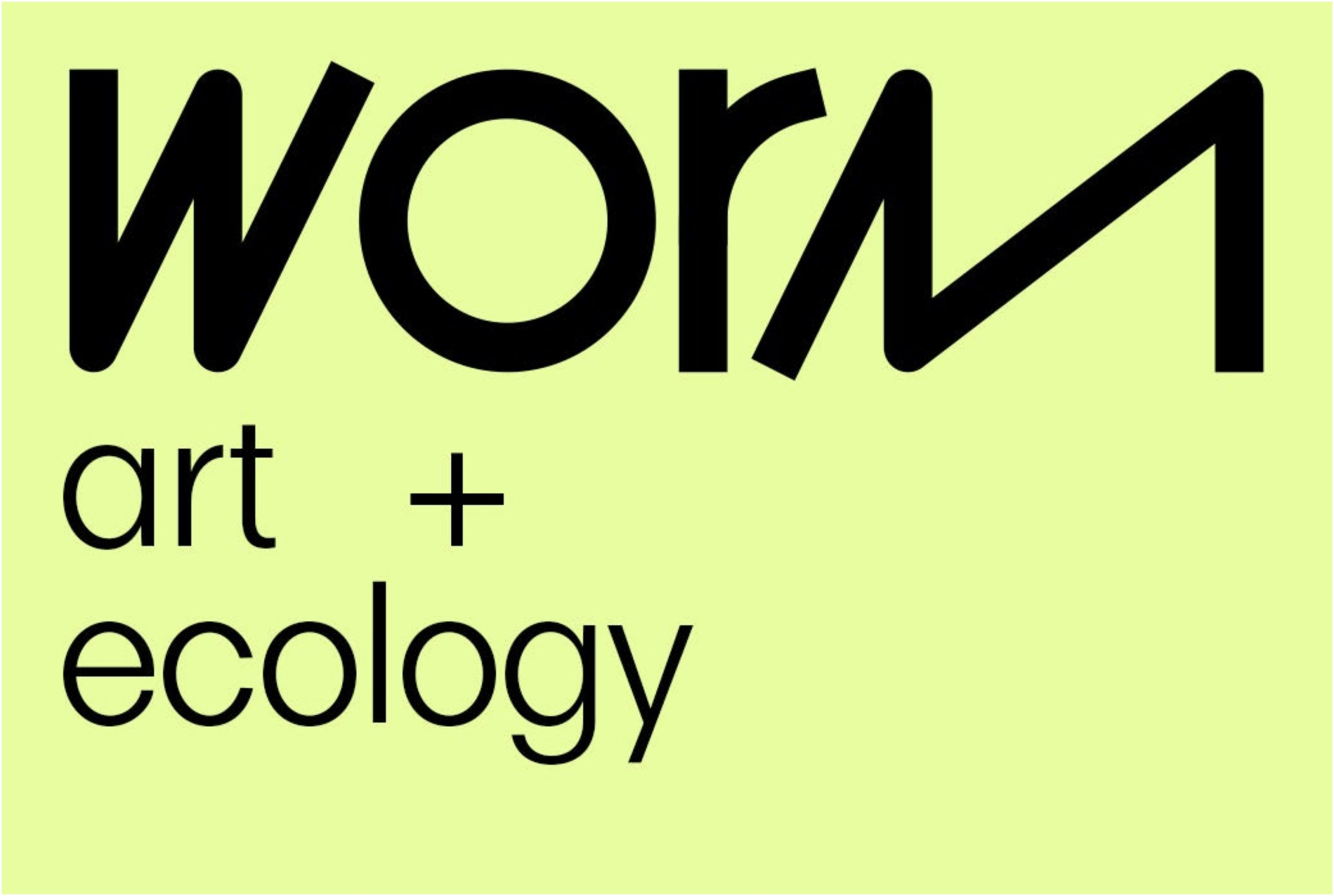 Worm Art + Ecology logo